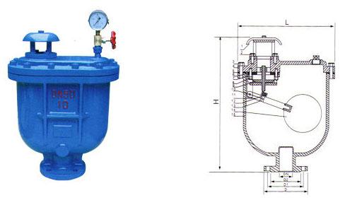 复合式排气阀图片